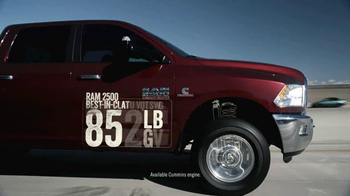 Ram Commercial Truck Season TV Spot, 'Best in Class' - Thumbnail 4