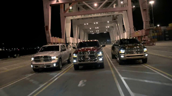 Ram Commercial Truck Season TV Spot, 'Best in Class' - Thumbnail 7