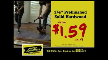 Lumber Liquidators DIY Flooring Sale TV Spot - Thumbnail 6