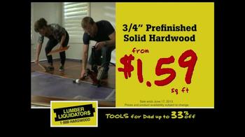 Lumber Liquidators DIY Flooring Sale TV Spot - Thumbnail 7
