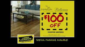 Lumber Liquidators DIY Flooring Sale TV Spot - Thumbnail 8