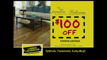 Lumber Liquidators DIY Flooring Sale TV Spot - Thumbnail 9