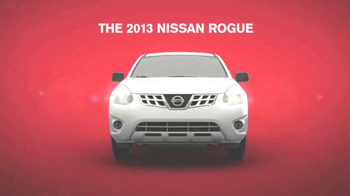 2013 Nissan Rogue TV Spot, 'Price' - Thumbnail 3