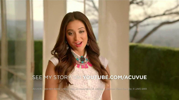 ACUVUE TV Spot Featuring Shay Mitchell - Thumbnail 6