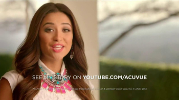 ACUVUE TV Spot Featuring Shay Mitchell - Thumbnail 7