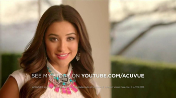 ACUVUE TV Spot Featuring Shay Mitchell - Thumbnail 8