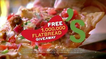 Chili's TV Spot, 'Free Flatbread' - Thumbnail 2