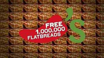Chili's TV Spot, 'Free Flatbread' - Thumbnail 9