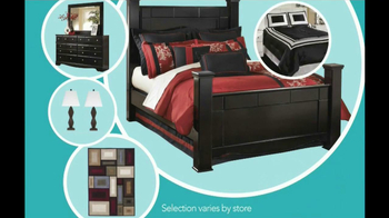 Ashley Furniture Homestore TV Spot, 'THe Works 14-piece Room Package' - Thumbnail 10
