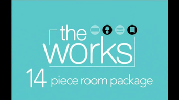 Ashley Furniture Homestore TV Spot, 'THe Works 14-piece Room Package' - Thumbnail 3