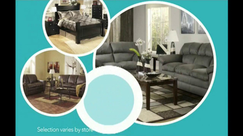 Ashley Furniture Homestore TV Spot, 'THe Works 14-piece Room Package' - Thumbnail 6
