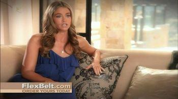 The Flex Belt TV Spot Featuring Denise Richards