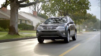 Toyota RAV4 TV Spot, 'Baby Translator' Ft. Kaley Cuoco, Song by Skee-Lo - Thumbnail 1