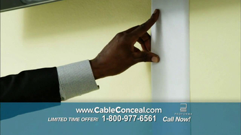 Cable Conceal  TV Spot, 'Home Entertainment' - Thumbnail 6