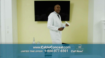 Cable Conceal  TV Spot, 'Home Entertainment' - Thumbnail 7