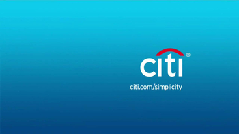 Citi Simplicity TV Spot, 'No One Misses Them' - Thumbnail 6