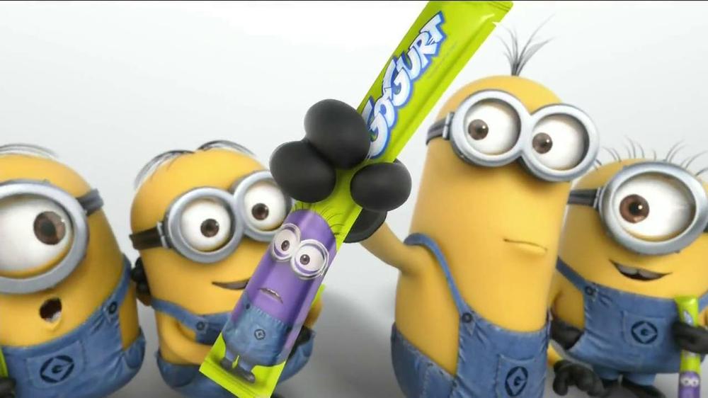 Gogurt tv commercial 39 despicable me 2 39 - Despicable me xfinity ...