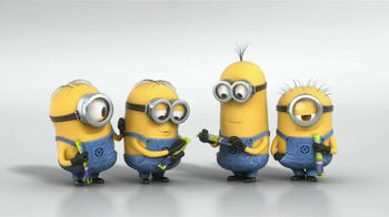 GoGurt TV Spot, 'Despicable Me 2' - Thumbnail 1