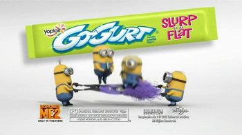 GoGurt TV Spot, 'Despicable Me 2' - Thumbnail 10