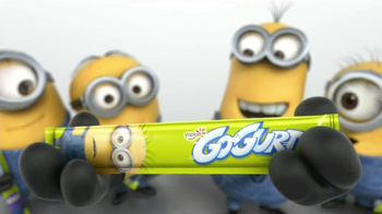 GoGurt TV Spot, 'Despicable Me 2' - Thumbnail 3