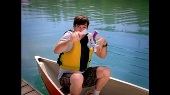Lanacane TV Spot, 'Canoe' - Thumbnail 4