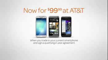 AT&T TV Spot, 'Half Off Smartphones' - Thumbnail 7