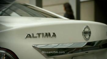 Nissan Altima TV Spot, 'Dad's First Job' Original Song Salt 'N Peppa - Thumbnail 7