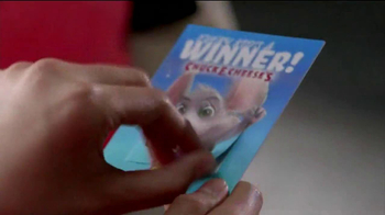 Chuck E. Cheese's TV Spot, 'Winner'