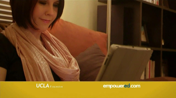 UCLA Extension TV Spot Featuring Pierce Brosnan - 200 commercial airings