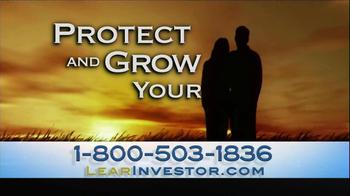 Lear Investor TV Spot - Thumbnail 8