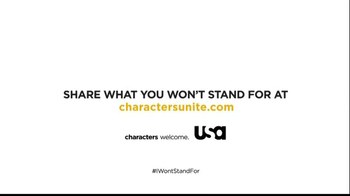 USA Network TV Spot, 'I Won't Stand For' Ft. Bruce Campbell - Thumbnail 9