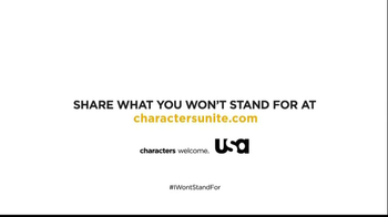 USA Network TV Spot, 'I Won't Stand For' Ft. Bruce Campbell - Thumbnail 8