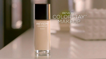 Revlon ColorStay Makeup TV Spot Featuring Olivia Wilde - Thumbnail 4
