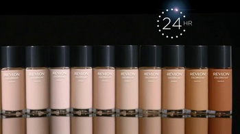Revlon ColorStay Makeup TV Spot Featuring Olivia Wilde - Thumbnail 7