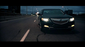 Acura RLX TV Spot, 'Other Route' - Thumbnail 5