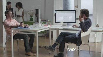 Wix.com TV Spot - Thumbnail 1