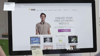 Wix.com TV Spot - 3840 commercial airings