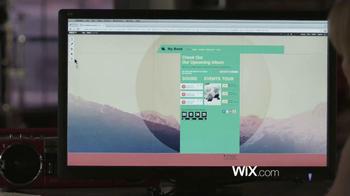 Wix.com TV Spot - Thumbnail 9