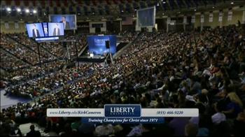 Liberty University TV Spot Featuring Kirk Cameron - Thumbnail 3