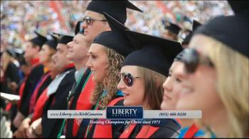 Liberty University TV Spot Featuring Kirk Cameron - Thumbnail 4