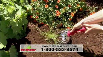 Dee Weeder TV Spot Featuring Melinda Myers - Thumbnail 4