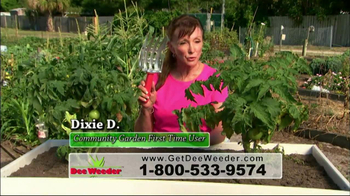 Dee Weeder TV Spot Featuring Melinda Myers - Thumbnail 6