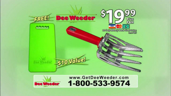 Dee Weeder TV Spot Featuring Melinda Myers - Thumbnail 9