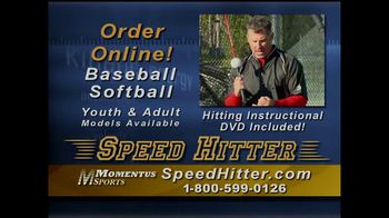 Speed Hitter TV Spot - Thumbnail 9