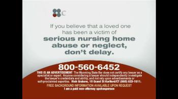 Sokolove Law TV Spot, 'Nursing Home Abuse' - Thumbnail 9