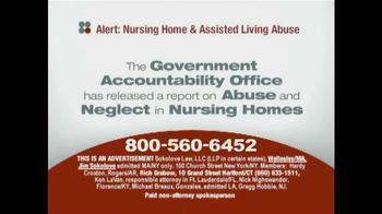 Sokolove Law TV Spot, 'Nursing Home Abuse' - Thumbnail 2