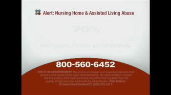 Sokolove Law TV Spot, 'Nursing Home Abuse' - Thumbnail 5