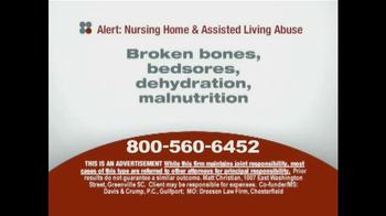 Sokolove Law TV Spot, 'Nursing Home Abuse' - Thumbnail 6