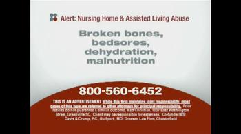 Sokolove Law TV Spot, 'Nursing Home Abuse' - Thumbnail 7