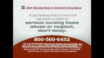 Sokolove Law TV Spot, 'Nursing Home Abuse' - Thumbnail 8